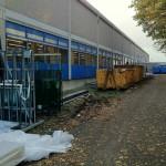 ROOVOB Projectbegeleiding: Vervangen van de vliesgevels Bijenkorf distributiecentrum te Woerden